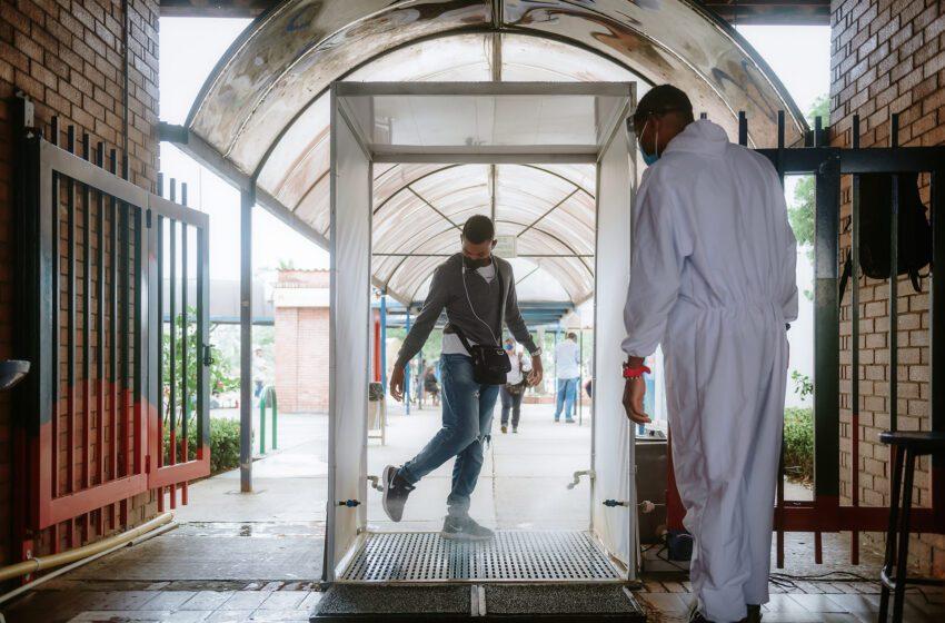Superintendencia de Transporte calificó a terminal de transporte apto para reanudar labores