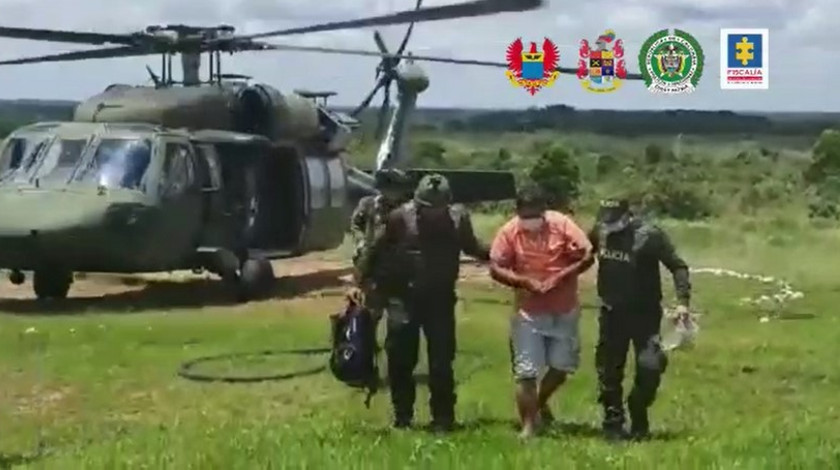 La Policía del Meta destaca comportamiento ciudadano y da a conocer captura de Chollo y Chola