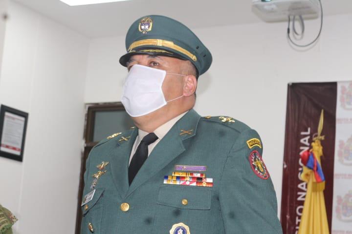 El Coronel Hernán Contreras, nuevo comandante de la trigésima primera Brigada en Vaupés
