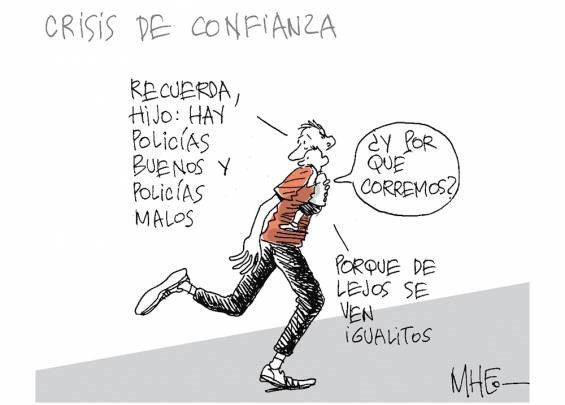 Buenos y malos – Por:MHEO (El País)