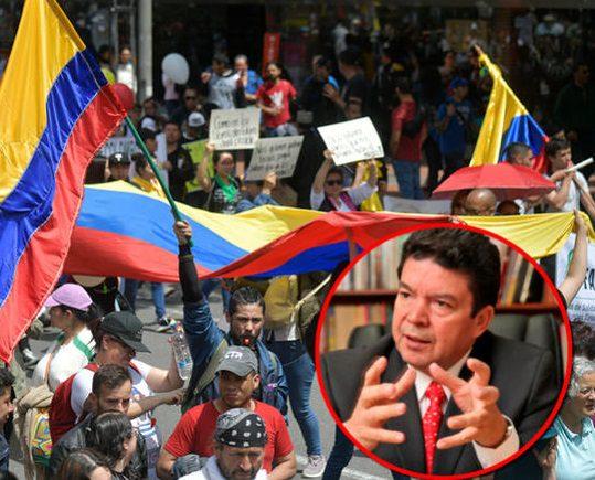 Diálogo manera efectiva de evitar más violencia, y sacar a Colombia de apuros, señala la C.G.T.