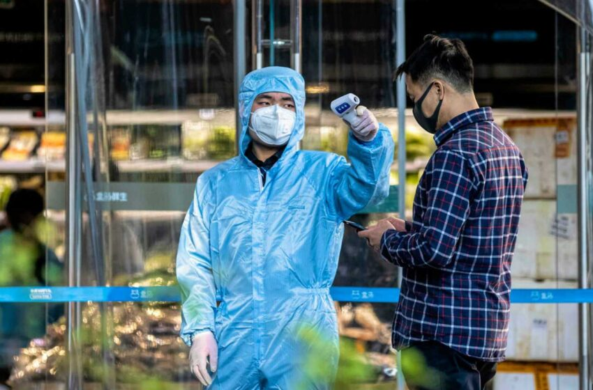 China logra 30 días sin contagios locales, aunque suma 8 casos «importados»