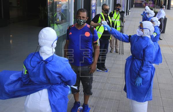 Colombia confirma 7.568 casos positivos y 187 fallecidos en la jornada