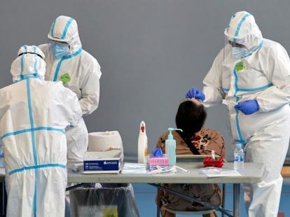 Colombia continúa con cifras a la baja al sumar 5.573 contagios y 199 muertes