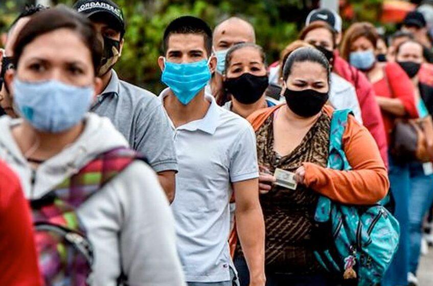 Colombia llega a 736.377 casos de COVID-19 con 7.787 contagios nuevos