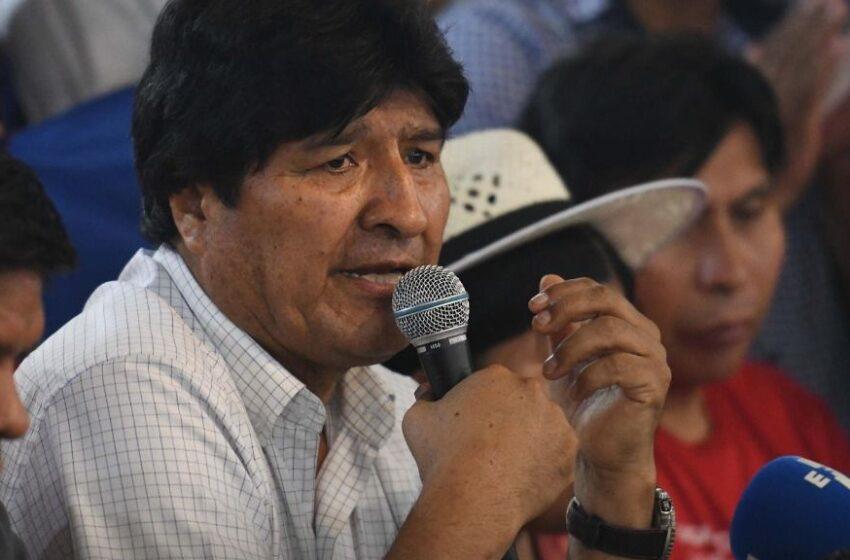 El Gobierno boliviano abusa de la justicia contra partidarios de Morales
