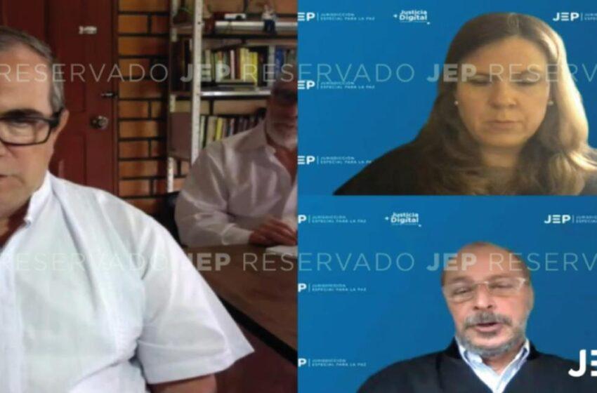 FARC dice reclutamiento de menores fue «evidente» y no lo negaron ante la JEP