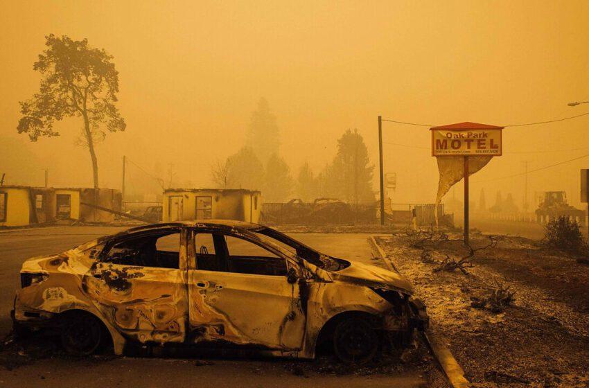 Quince muertos y cientos de miles de evacuados por fuegos en el oeste de Estados Unidos