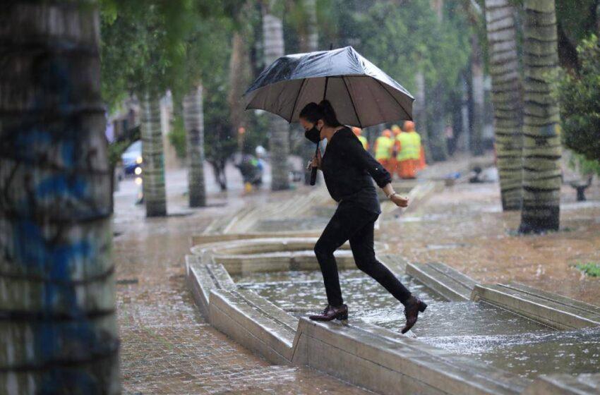 Fuertes vientos y precipitaciones pronostica el Ideam