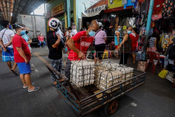 Manila se adentra en una cuarentena de más de seis meses, la mayor del mundo