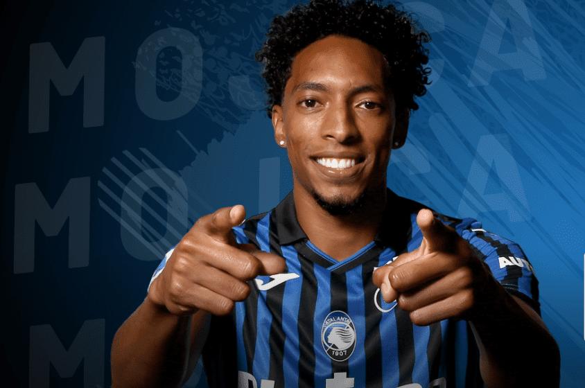 El colombiano Johan Mojica, nuevo jugador del Atalanta de Bérgamo
