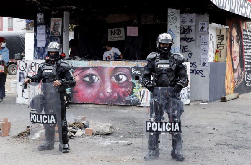 Reforma de la Policía enfrenta al Gobierno colombiano con autoridades locales