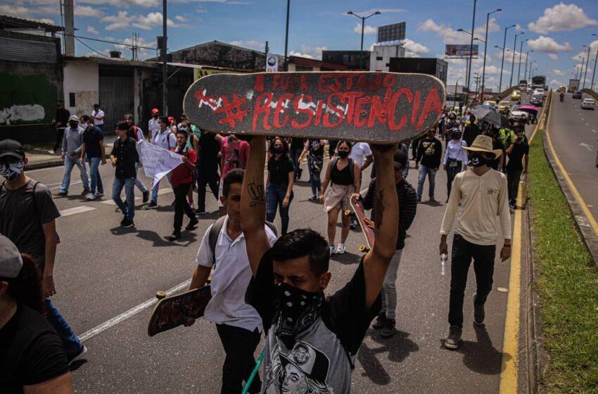 La protesta contra el gobierno fue pacífica y si no se atiende al pueblo retornarán las manifestaciones