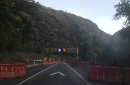 Tránsito con precaución en la vía a Bogotá recomienda la concesionaria