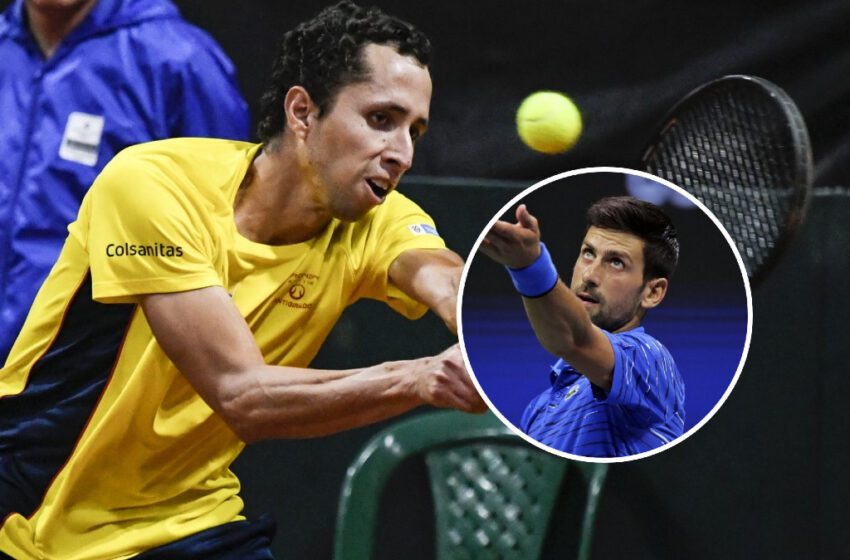 Daniel Galán, a tercera ronda en Roland Garros; ahora enfrentará a Djokovic