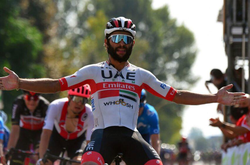 Fernando Gaviria vuelve a contagiarse de coronavirus y sale del Giro de Italia
