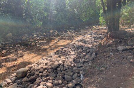 Se vigilan obras en ejecución en el Caño La Cuerera de Villavicencio