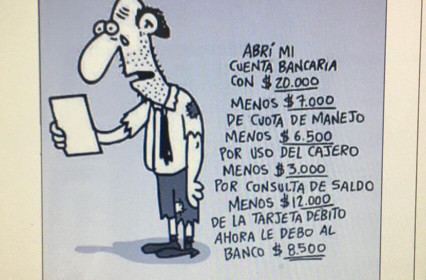 Cuenta bancaria – Matador