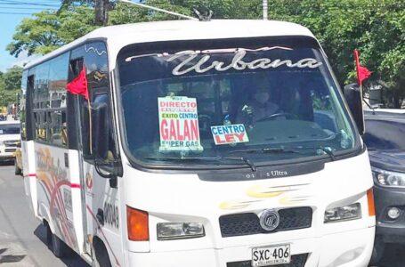 Busetas y taxis con cupo completo y sin desinfectar propagan el coronavirus en Villavicencio