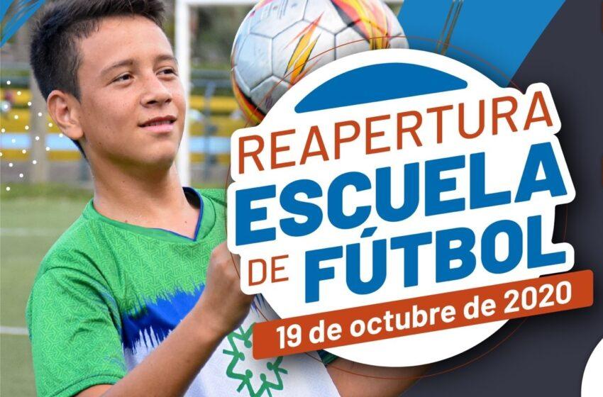 Con fútbol y natación Cofrem reanuda su actividad deportiva
