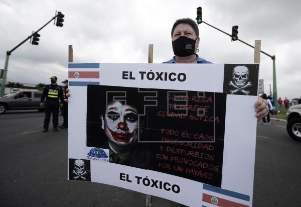 Fracasa convocatoria a la mesa de diálogo sobre crisis fiscal en Costa Rica