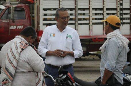 El Diputado Arley Gómez denunció supuestas amenazas