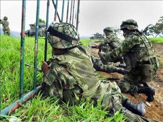 En zona rural de Puerto Rico también dos militares heridos