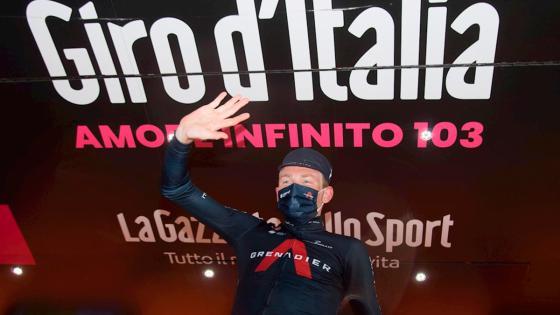 Tao Geoghegan Hart, nuevo campeón del Giro 2020: así quedó la clasificación general