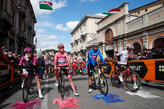 Almeida, indestronable; colombianos, ni en las curvas; así va la general del Giro