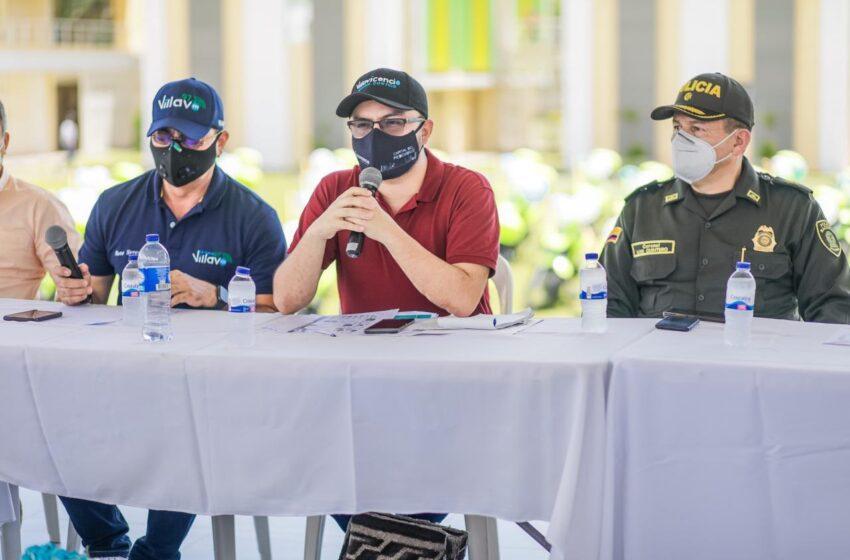 La seguridad es un bien colectivo en que todos debemos estar comprometidos, dice el Alcalde Felipe Harmán
