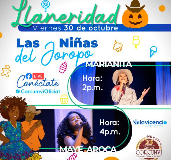 Corcumvi presenta un fin de semana cultural para celebrar el día de la llaneridad y el día de los dulces