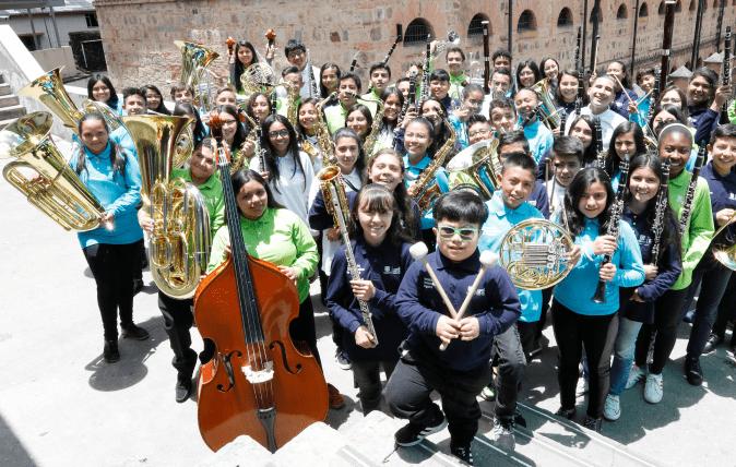 Orquesta Filarmónica de Bogotá a formar niños y jóvenes de Villavicencio