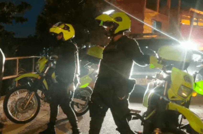 Ciudadano se enfrentó a tiros con la policía y resultó herido