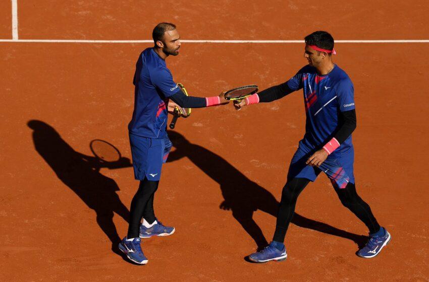 Cabal y Farah se quedaron cerca de la gloria en Roland Garros: perdieron en semis