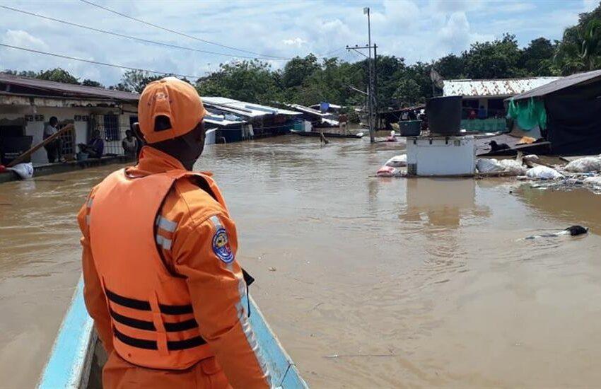 Chocó, la otra cara de las inundaciones por las fuertes lluvias en Colombia