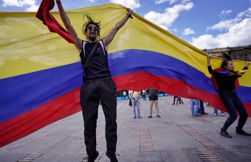 En Villavicencio la protesta es democrática, pacífica y civilista, señalaron sus organizadores