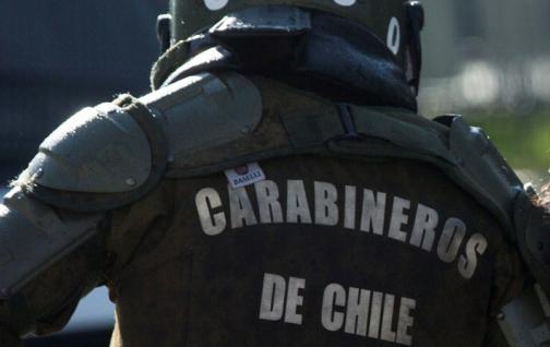 Detenido policía chileno acusado de disparar contra niños de un hogar estatal
