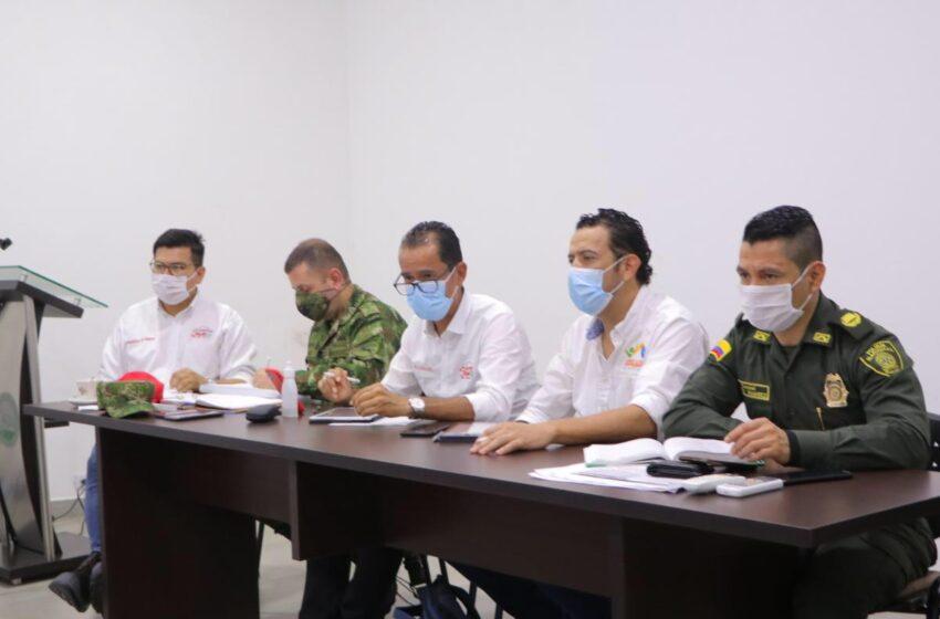 Extreman operativos en área rural luego de un Consejo de seguridad