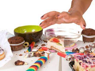 Adicción a los dulces, tan poderosa como cualquier otra