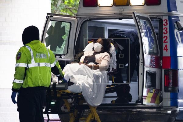 EE.UU. registra 200.146 contagios y 2.239 muertes en las últimas 24 horas