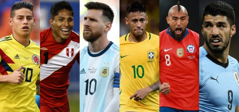 Horarios y dónde ver completa la fecha 3 de las Eliminatorias al Mundial