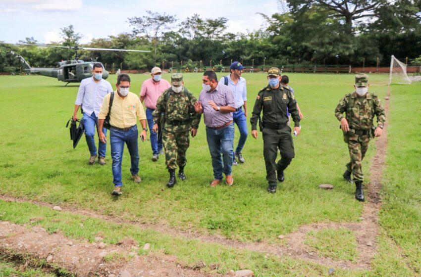 Gaula hace frente a extorsiones en Lejanías y solicita cooperación ciudadana para ubicar a responsables