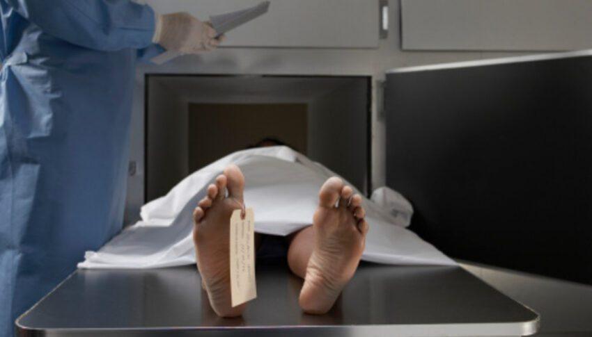 Hombre «revivió» en la morgue cuando empezaban a embalsamarlo