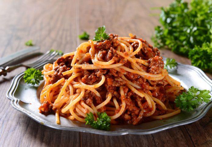 Ragú boloñés, clásico de la cocina italiana