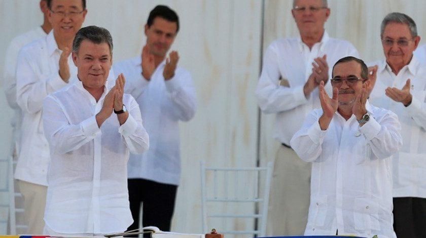 La paz de Colombia, una quimera cuatro años después de la firma del acuerdo