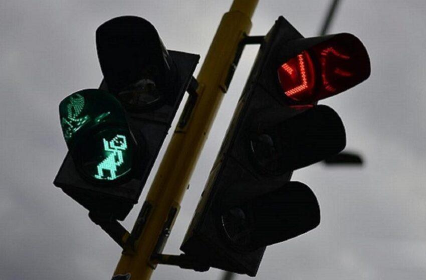 Ladrones se llevaron 4.335 metros de cable de los semáforos ocasionando interrupciones