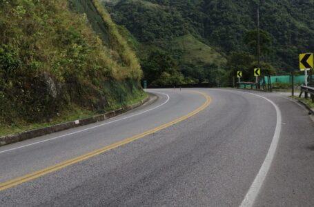 Vía a Bogotá operando sin contratiempos reportó el concesionario