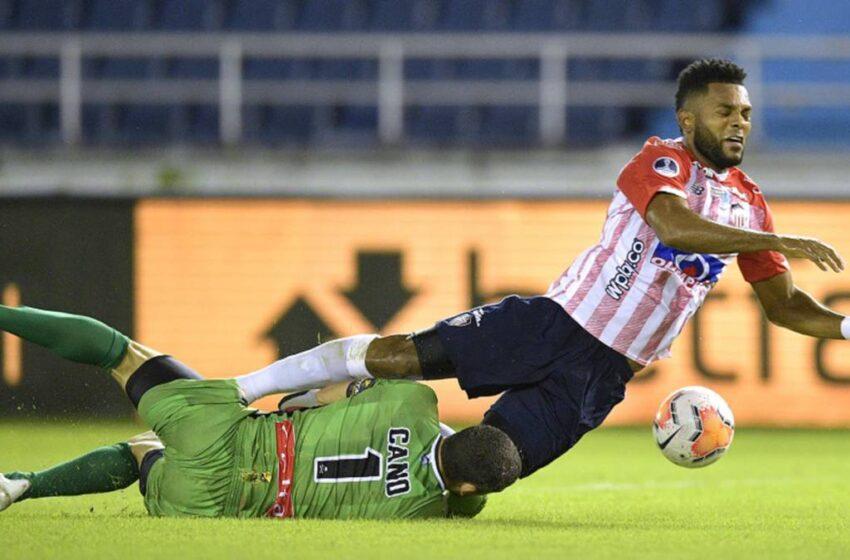 Junior logró ganar en Chile, pero Coquimbo lo dejó sin Copa Sudamericana