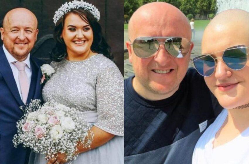 Fingió tener cáncer terminal y hasta se rapó para que amigos le pagaran boda de sus sueños