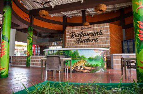 Espectacular el Restaurante Asadero de Cofrem